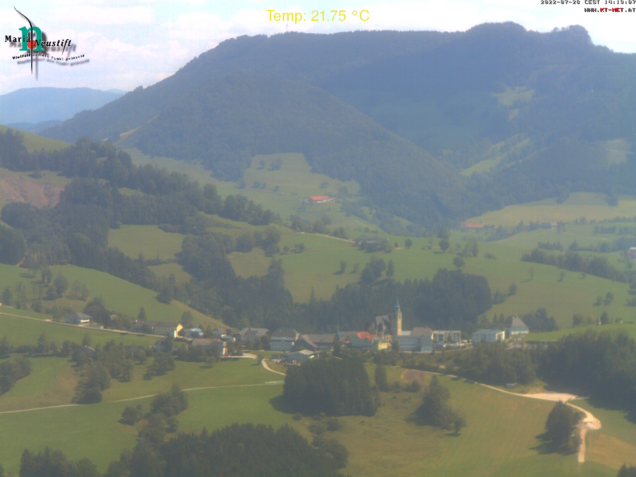 Webcam Glasner Hütte